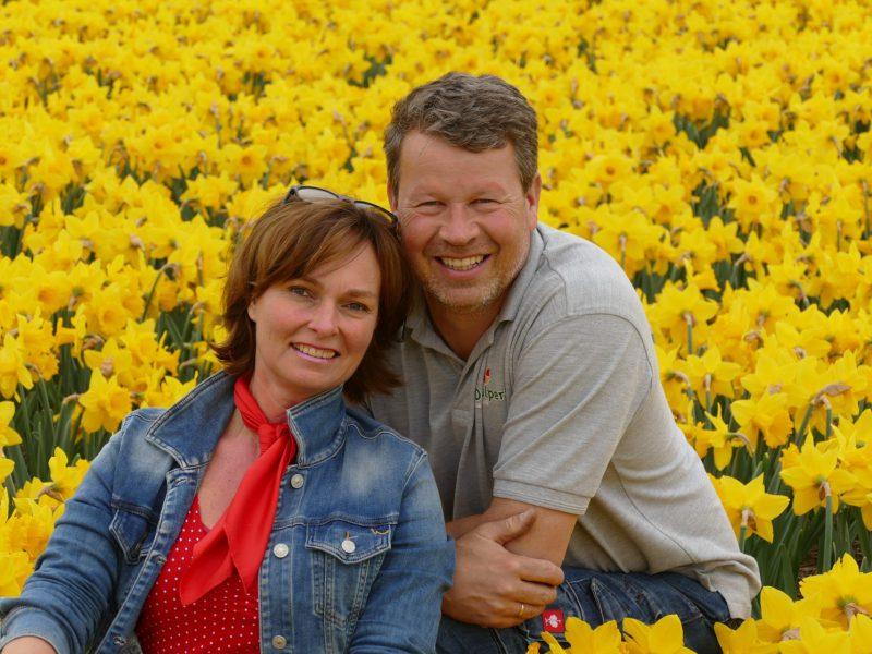 Daan en Anja Jansze | De Tulperij voorhout